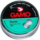 Пули 4,5 GAMO Hunter (500)шт.