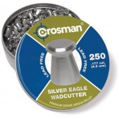 Пули 4,5 Crosman Silver Eagle WC (250)шт.